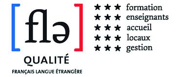Logo qualité FLE Français Langue Étrangère