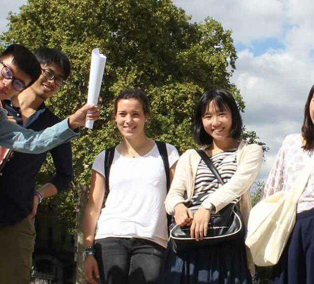 Les activités culturelles de l'ILCF