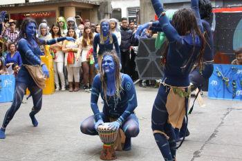 BDE ILCF - Challenge - na'vi avatar - dance