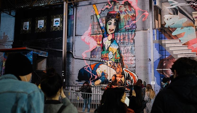 Festival Peinture Fraiche
